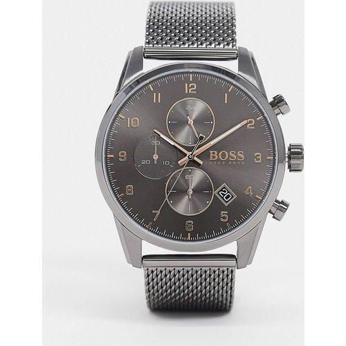 Skymaster - Montre avec bracelet en maille 1513837 - Boss - Modalova