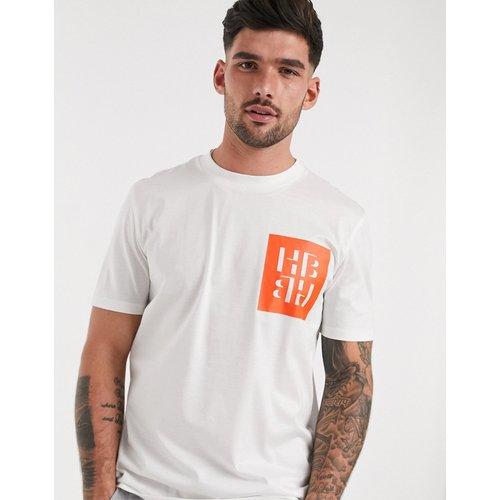 BOSS - Tames - T-shirt-Blanc - Boss - Modalova