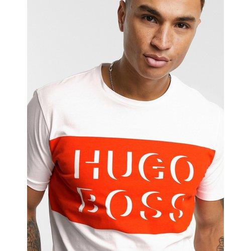 BOSS - tiburt - T-shirt-Blanc - Boss - Modalova