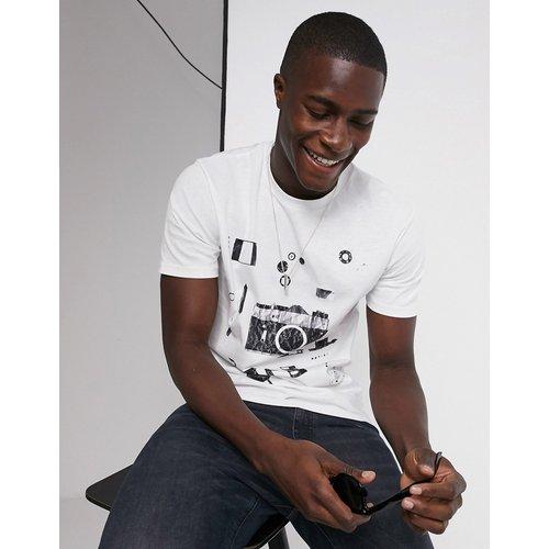 TipOff - T-shirt à imprimé - Boss - Modalova