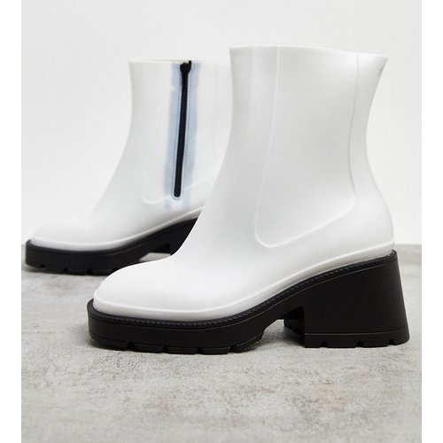 Bottes de pluie à talons - ASOS DESIGN - Modalova