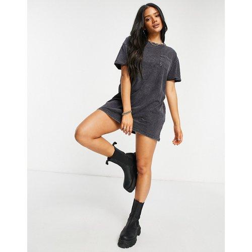 Vera - Robe t-shirt - délavé - Brave Soul - Modalova