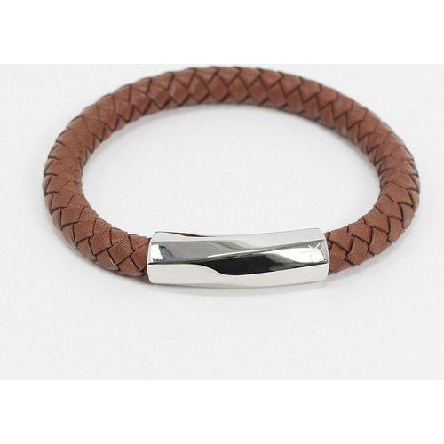 Bracelet tressé - Calvin Klein - Modalova
