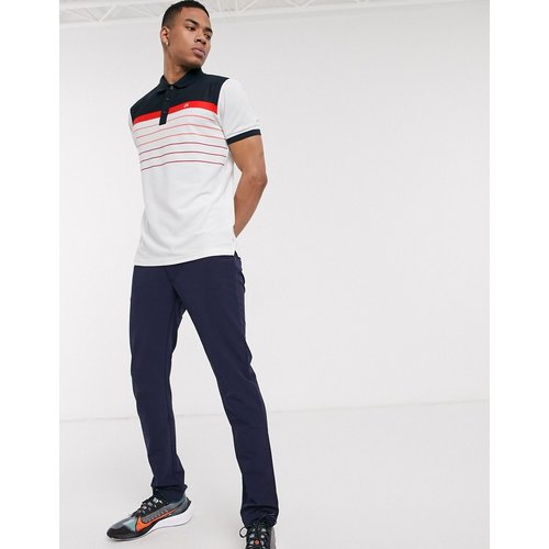 Flint - Polo - avec rayures rouges - Calvin Klein Golf - Modalova