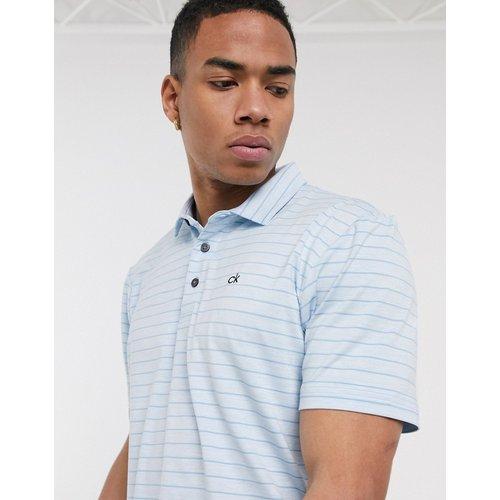 Splice - Polo - Rayures - Calvin Klein Golf - Modalova