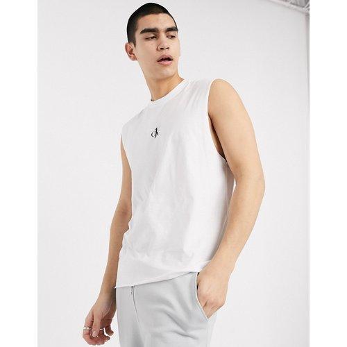 CK1 Capsule - Débardeur à petit logo - Calvin Klein Jeans - Modalova