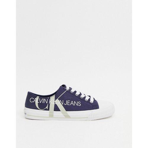 Jeans - Demianne- Baskets - Bleu /taupe - Calvin Klein - Modalova