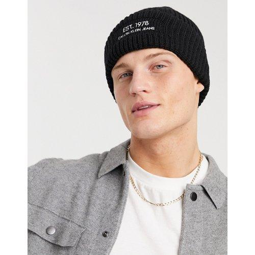 Calvin Klein Jeans - Established 1978 - Bonnet - Calvin Klein Jeans Established 1978 - Modalova