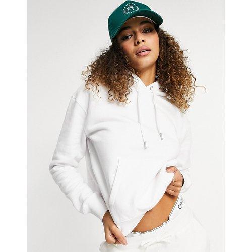 Hoodie à logo - Calvin Klein Jeans - Modalova