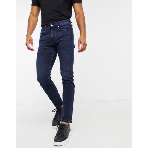 Jean coupe skinny - Délavage foncé - Calvin Klein Jeans - Modalova
