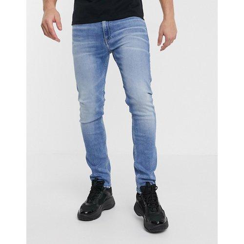 Jean skinny - délavage moyen - Calvin Klein Jeans - Modalova