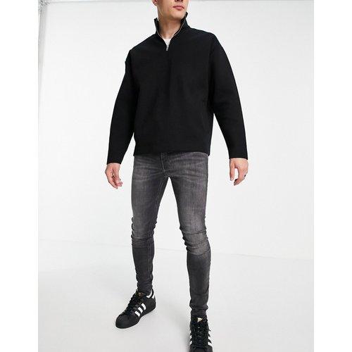 Jean ultra skinny - délavé - Calvin Klein Jeans - Modalova