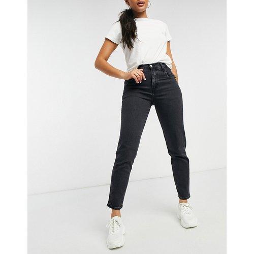 Jeans mom - délavé - Calvin Klein Jeans - Modalova