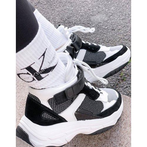 Jeans - Missie - Baskets - Blanc/ - Calvin Klein - Modalova