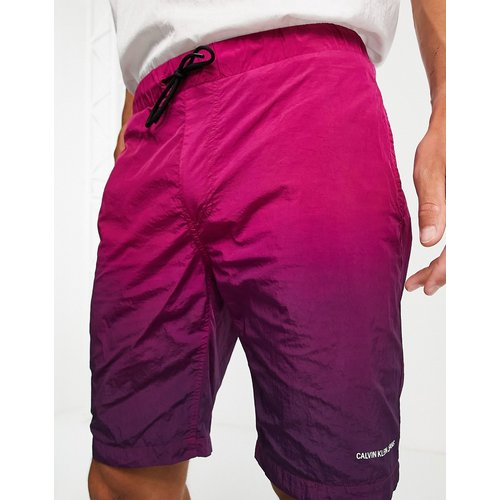Short effet dip-dye - Calvin Klein Jeans - Modalova