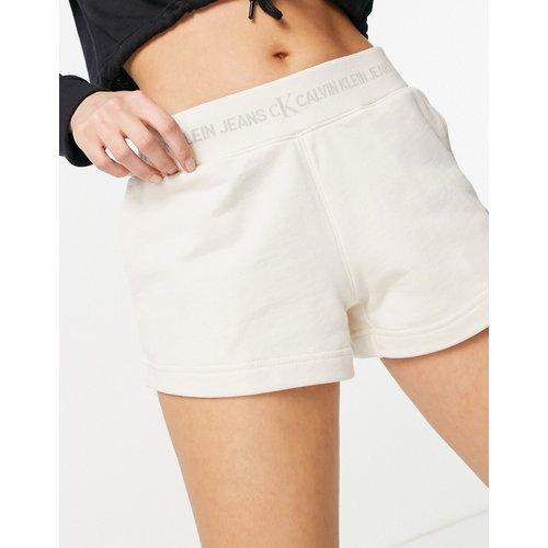 Short en jersey - Calvin Klein Jeans - Modalova