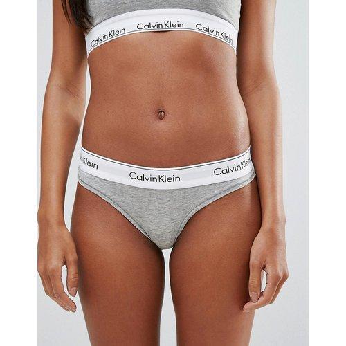 Modern Cotton - String en coton - Calvin Klein - Modalova