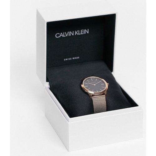 Montre bracelet en maille - Calvin Klein - Modalova