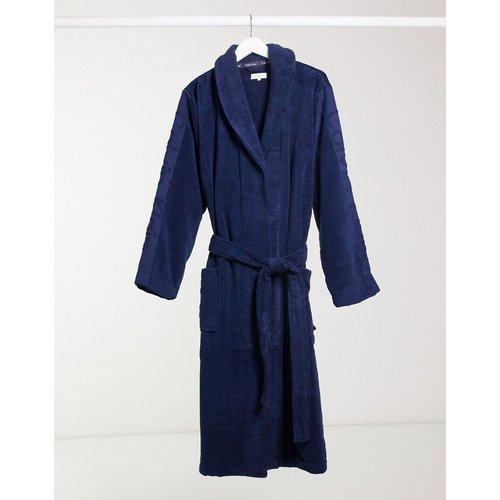 Robe de chambre - Bleu - Calvin Klein - Modalova