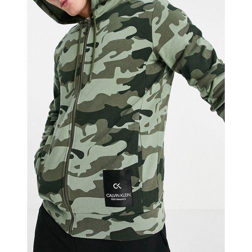 Sport - Hoodie zippé - Calvin Klein - Modalova