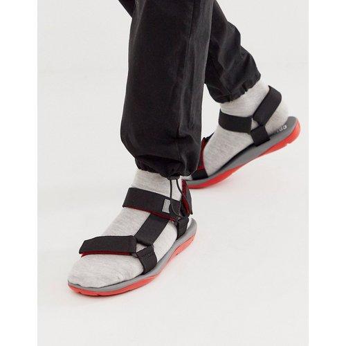 Match - Sandales à semelles épaisses - /rouge - Camper - Modalova