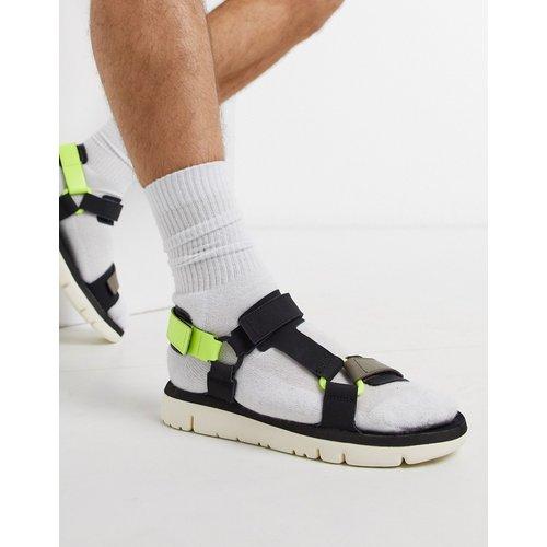 Sandales avec bande fluorescente - Camper - Modalova