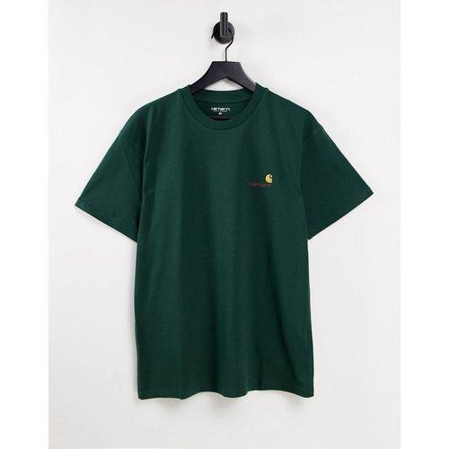 American Script - T-shirt oversize - Carhartt WIP - Modalova