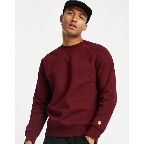 Chase - Sweat-shirt - Bordeaux - Carhartt WIP - Modalova