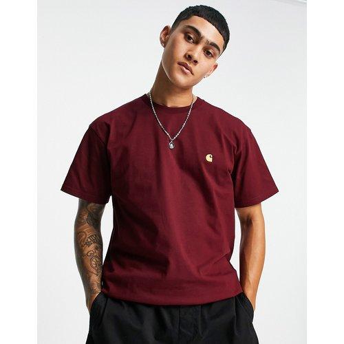 Chase - T-shirt - Bordeaux - Carhartt WIP - Modalova