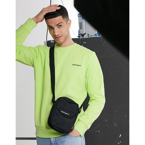 Sweat-shirt à inscription brodée - Fluo - Carhartt WIP - Modalova