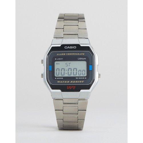 A163WA-1QES - Montre-bracelet unisexe à affichage digital - é - Casio - Modalova