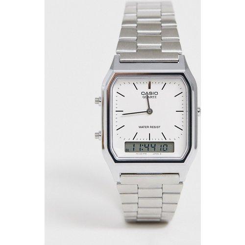 AQ-230A-7DMQ - Montre-bracelet digitale unisexe - Casio - Modalova