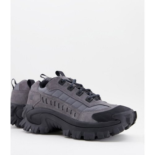 Caterpillar - Intruder - Baskets à semelle chunky en daim - Cat Footwear - Modalova