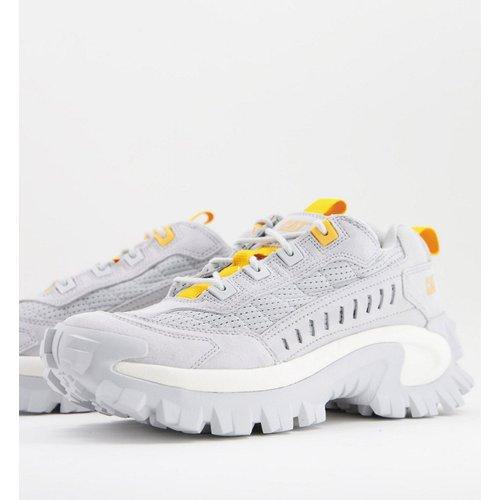 Caterpillar - Intruder Vent - Baskets à bords orange - Cat Footwear - Modalova