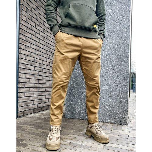 Caterpillar - Pantalon basique avec ceinture - Fauve - Cat Footwear - Modalova