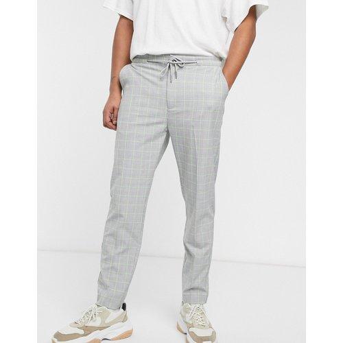 Celio - Pantalon - Carreaux gris - Celio - Modalova