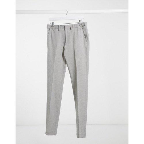 Celio - Pantalon coupe slim - Gris - Celio - Modalova