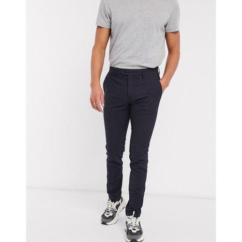Pantalon slim- Bleu marine - Celio - Modalova