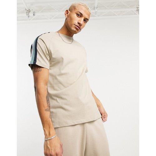 T-shirt avec bandes sur les côtés - Celio - Modalova