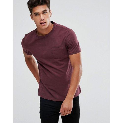 T-shirt délavé avec poche - Celio - Modalova