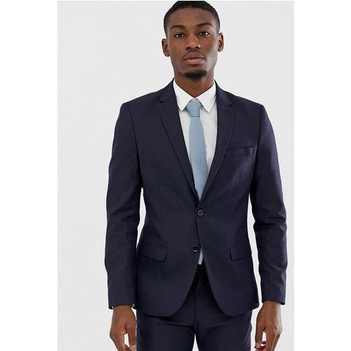 Veste de costume ajustée - Bleu marine - Celio - Modalova