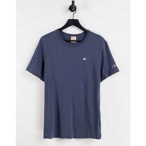Reverse Weave - T-shirt à logo - Anthracite - Champion - Modalova
