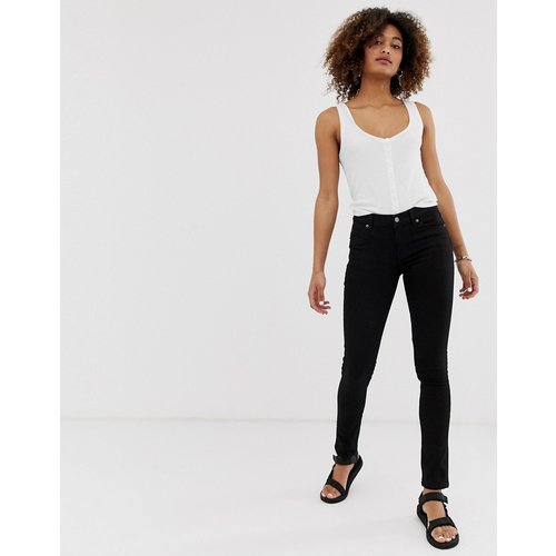 Jean skinny taille mi-haute - Cheap Monday - Modalova