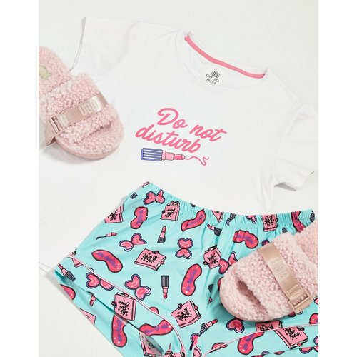 Ensemble pyjama motif « Do Not Disturb » - Chelsea Peers - Modalova