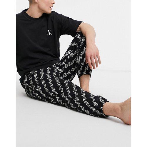 CK One loungewear - Pantalon de jogging avec logo - Calvin Klein - Modalova
