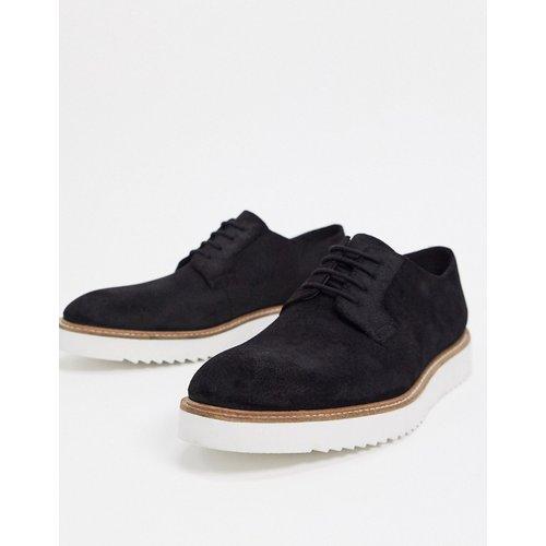 Ernest - Chaussures à lacets - Cuir - Clarks - Modalova