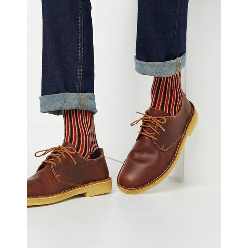 Chaussures chukka en cuir - Clarks Originals - Modalova