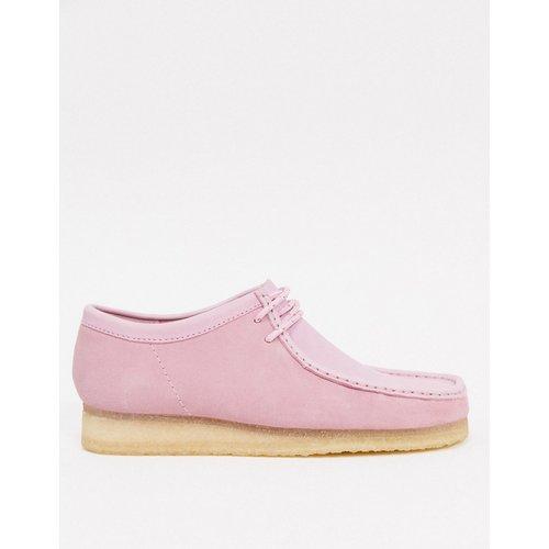Wallabee - Chaussures - Daim - Clarks Originals - Modalova