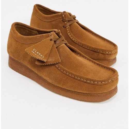 Wallabee - Chaussures en daim - Clarks Originals - Modalova