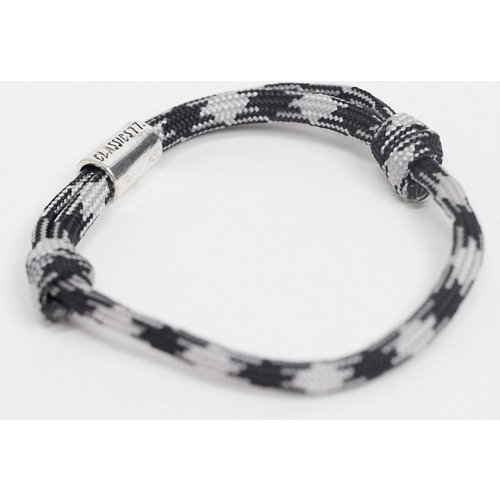Bracelet cordelette - et gris - Classics 77 - Modalova